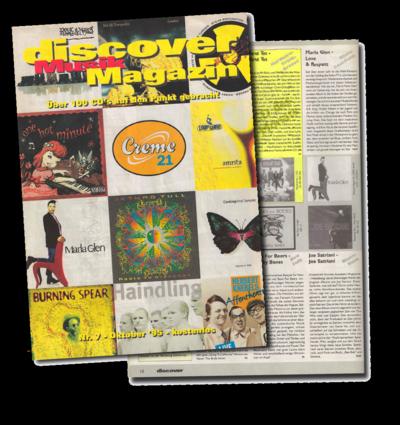 Discover Musikmagazin